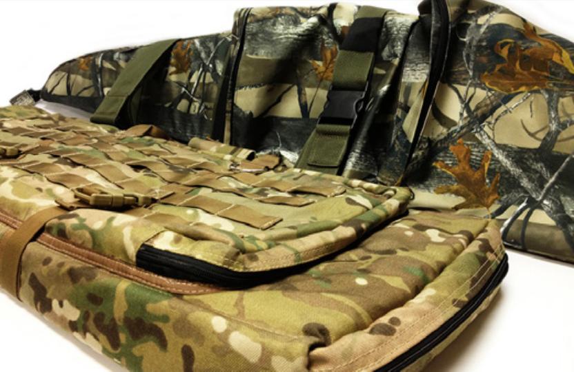 Custom Sewn Hunting Case
