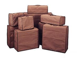 Custom Faberkin Canvas Mailbags