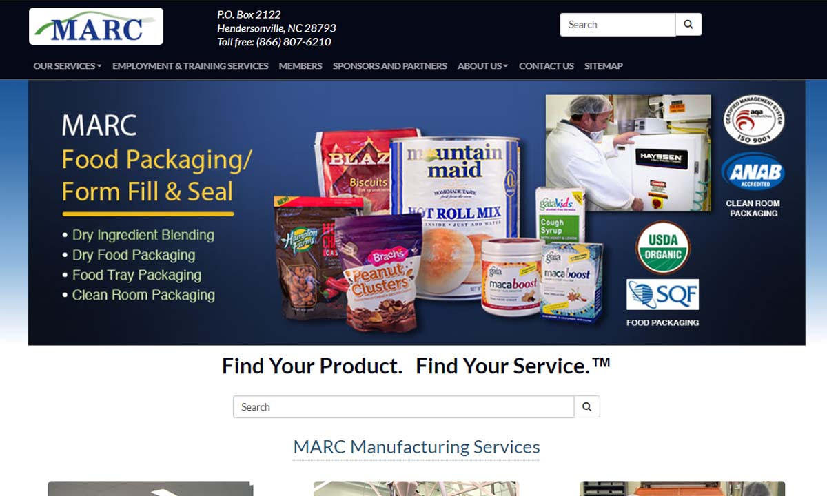 MARC, Inc.