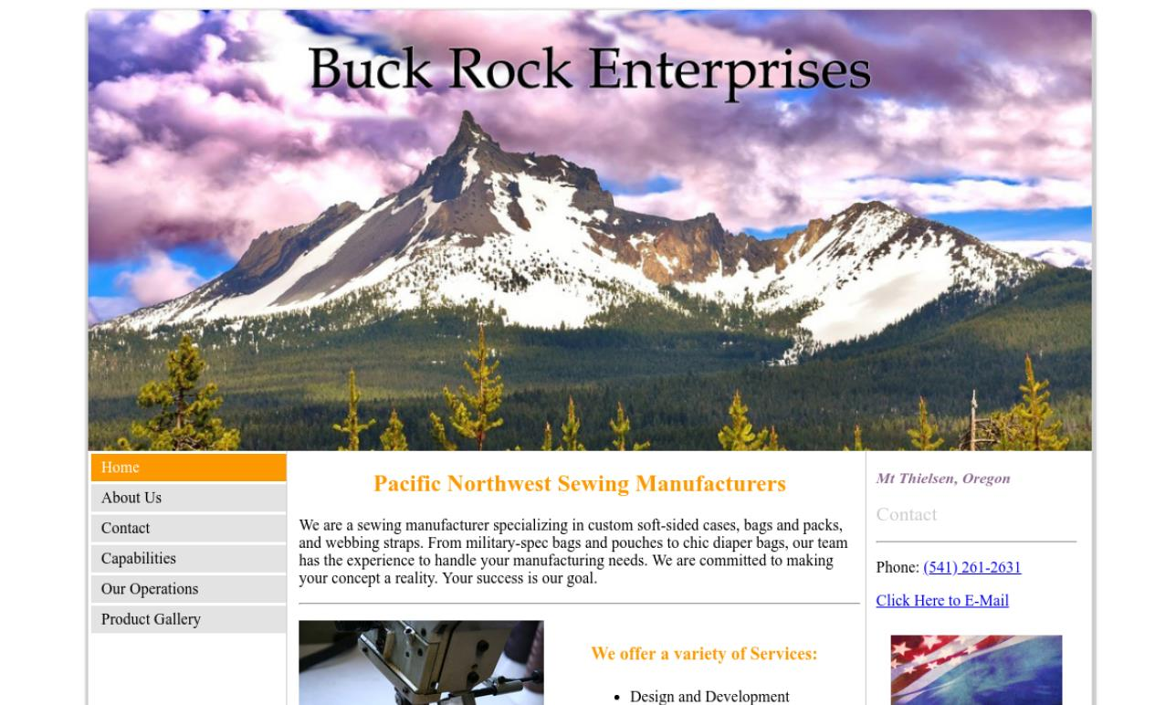 Buck Rock Enterprises