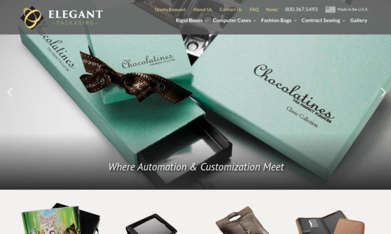 Elegant Packaging LLC