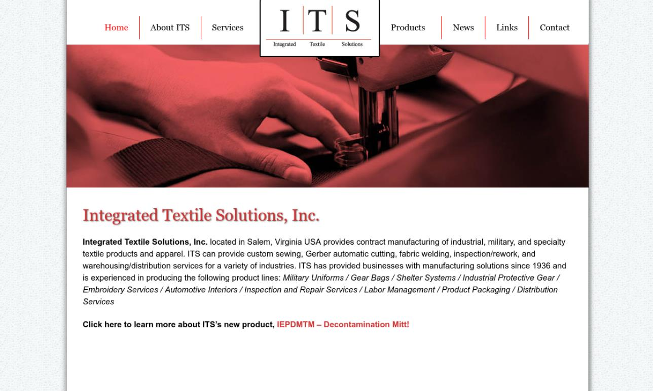 Integrated Textile Solutions, Inc.