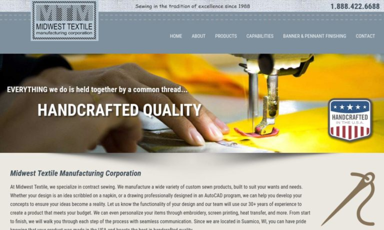 Midwest Textile Manufacturing Corporation