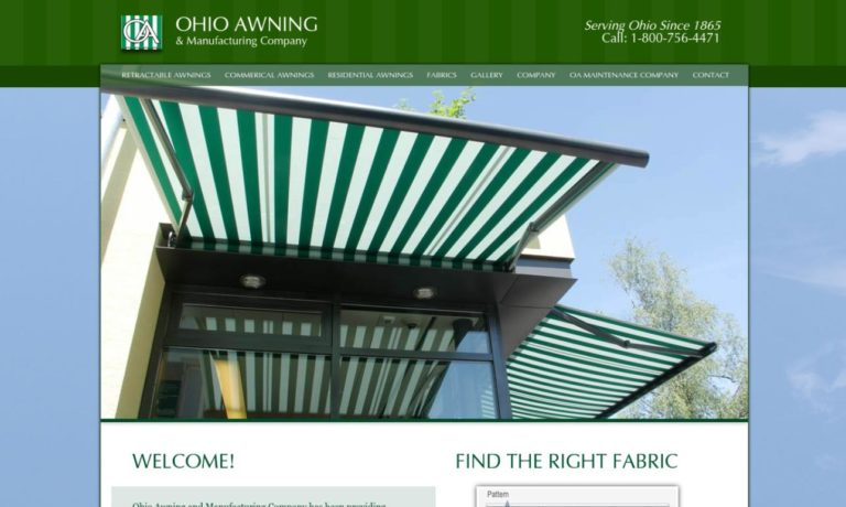 Ohio Awning & Manufacturing Company