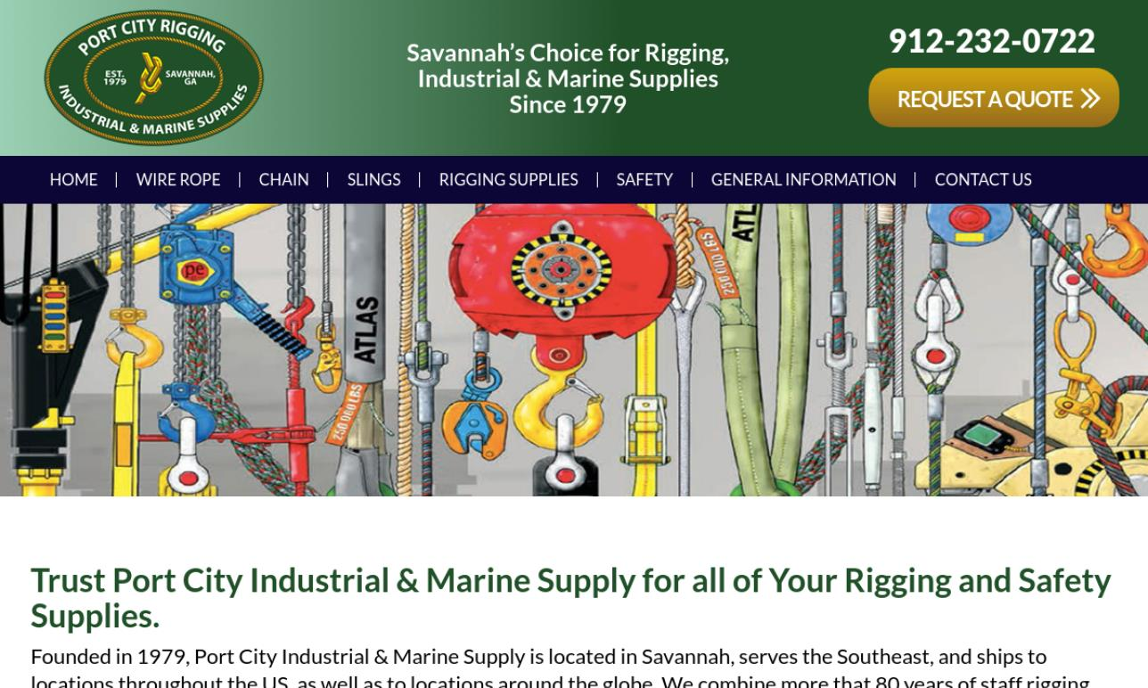 Port City Industrial & Marine Supply, Inc.