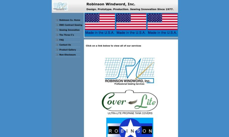 Robinson Windword, Inc.