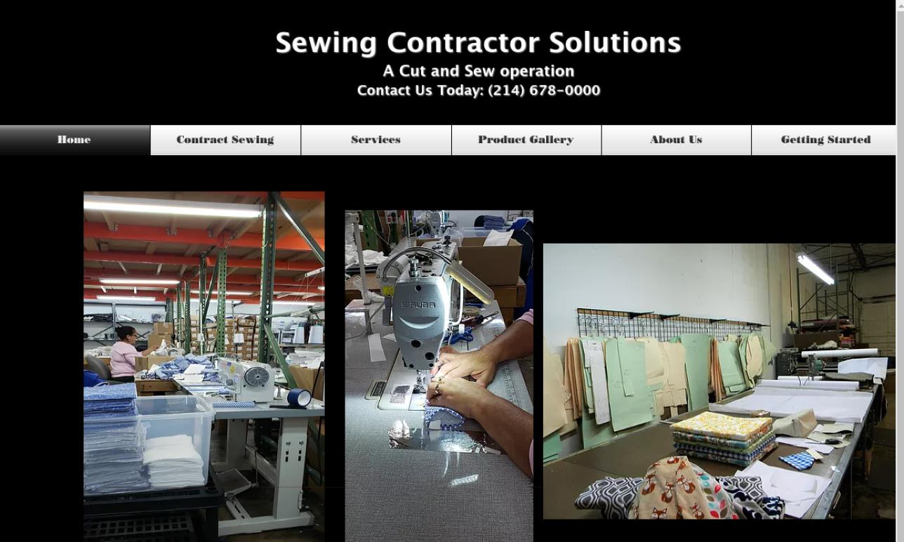 Sewing Contractor Solutions