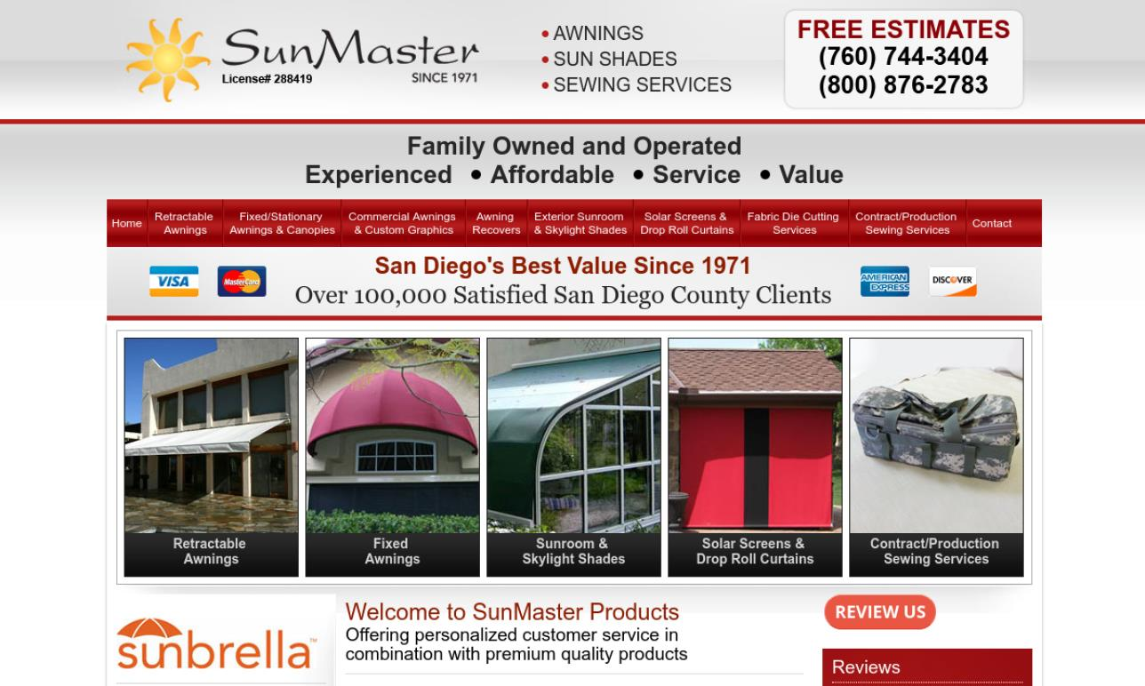 SunMaster Products, Inc.
