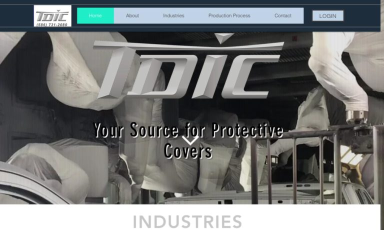 TD Industrial Coverings, Inc.