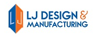 LJ Design and Manufacturing Logo