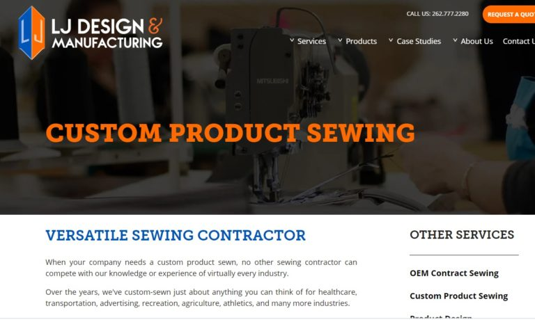 LJ Design and Manufacturing